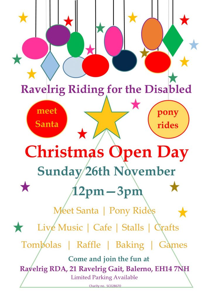 Christmas Open Day