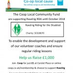 Support us with the Coop